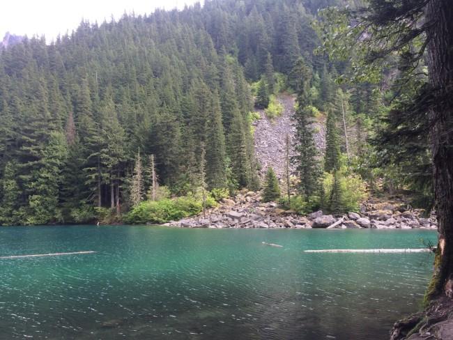 Lindeman Lake (Colleen Little)