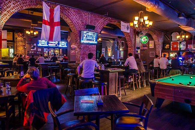 London_Pub_Vancouver