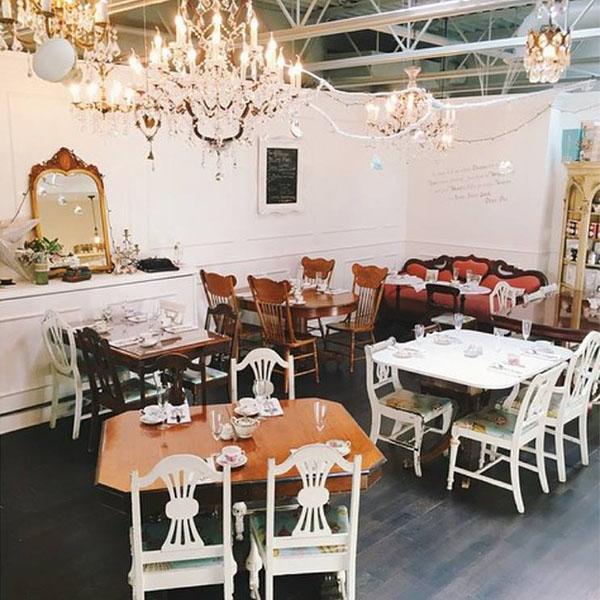 Neverland Tea Salon / Facebook