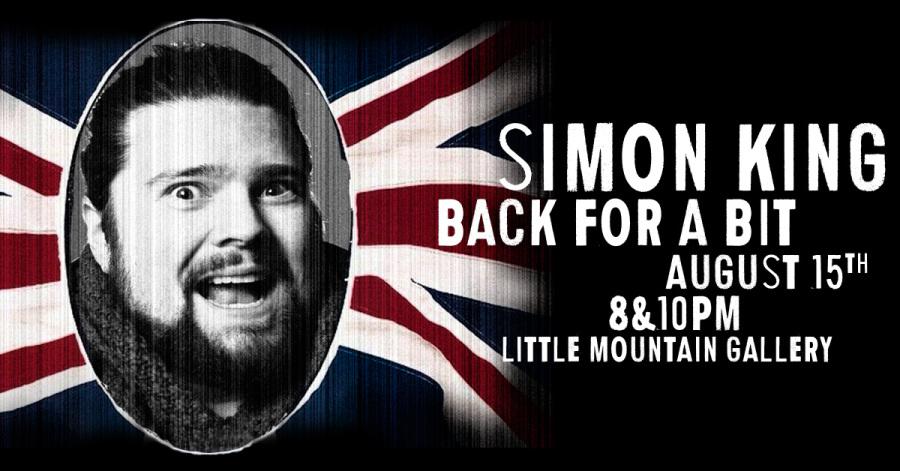 Simon King Back For A Bit 2