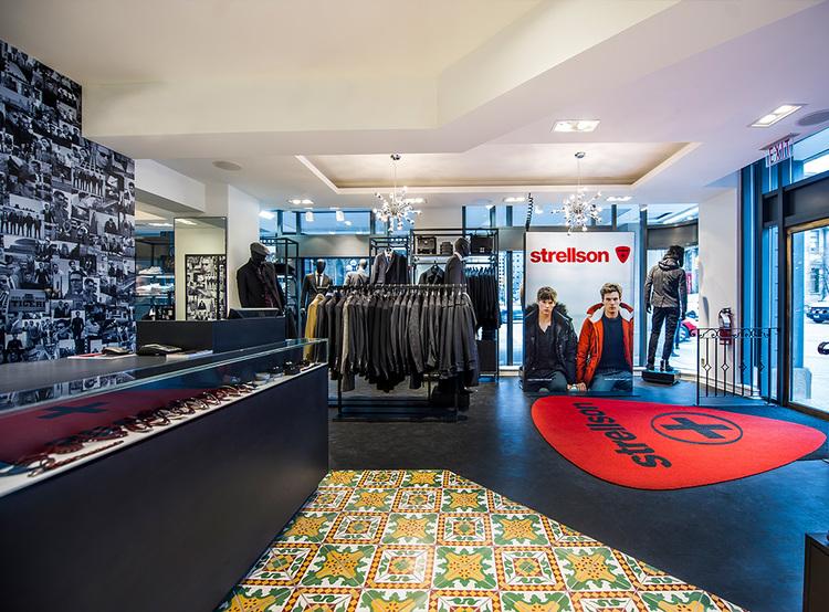 Strellson New Store 1