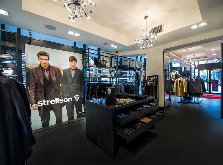 Strellson Menswear