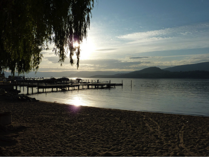 Tourism Kelowna - Waterfront