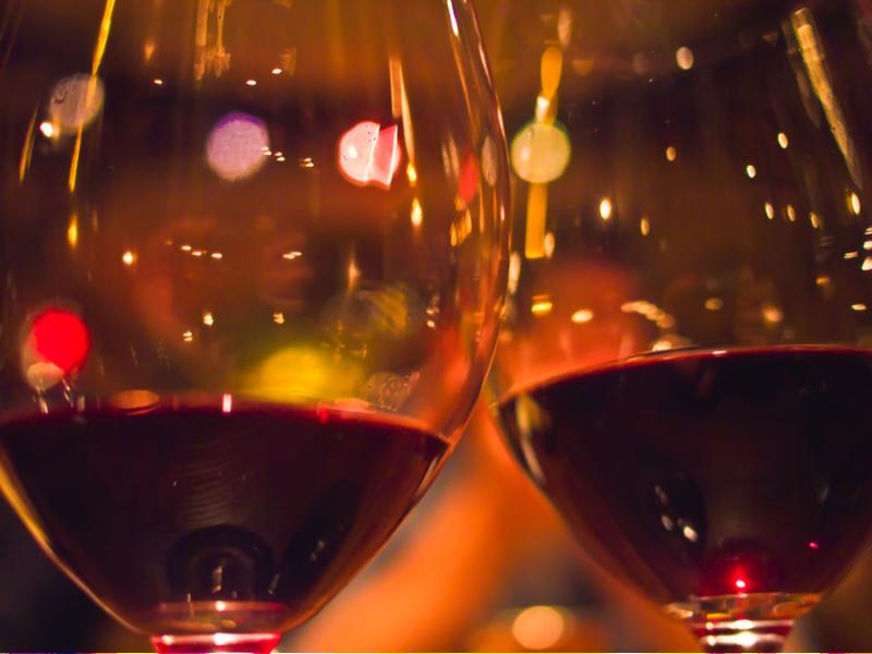 Tourism Kelowna - Wine Glasses