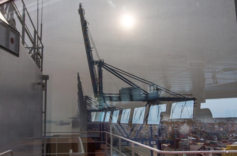 Twenty-Three Days At Sea 1