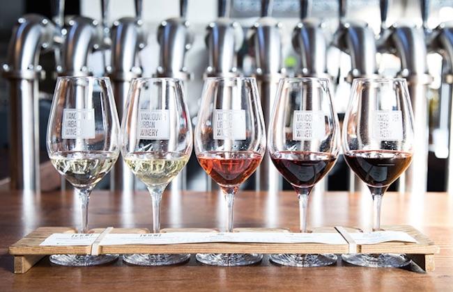 Photo courtesy Vancouver Urban Winery