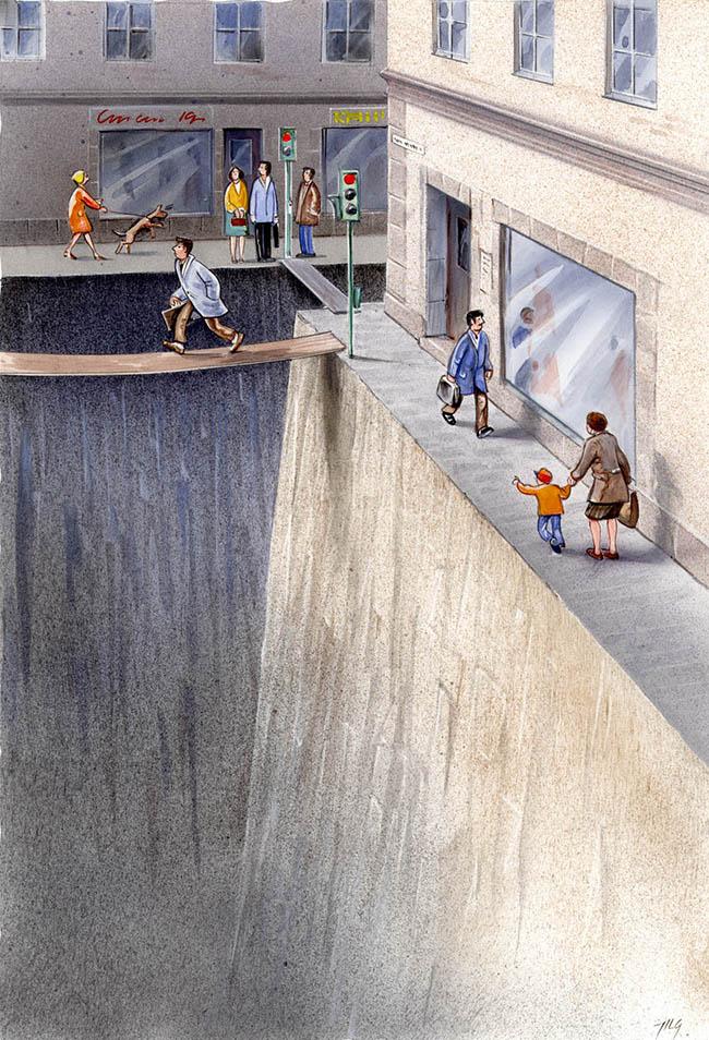 Image: Vision Zero Sweden