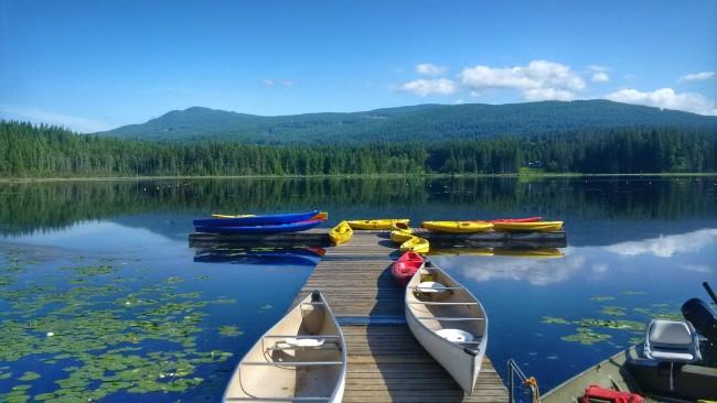Whonnick Lake (Corey Bollman)