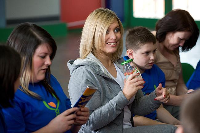 MEND activity day, Trinity Leisure Centre, Carlisle.