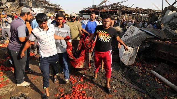Image: Karim Kadim/ Associated Press