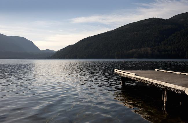 Cultus Lake/Shutterstock