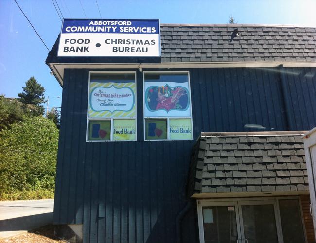 Abbotsford Food Bank (Robyn Roste)