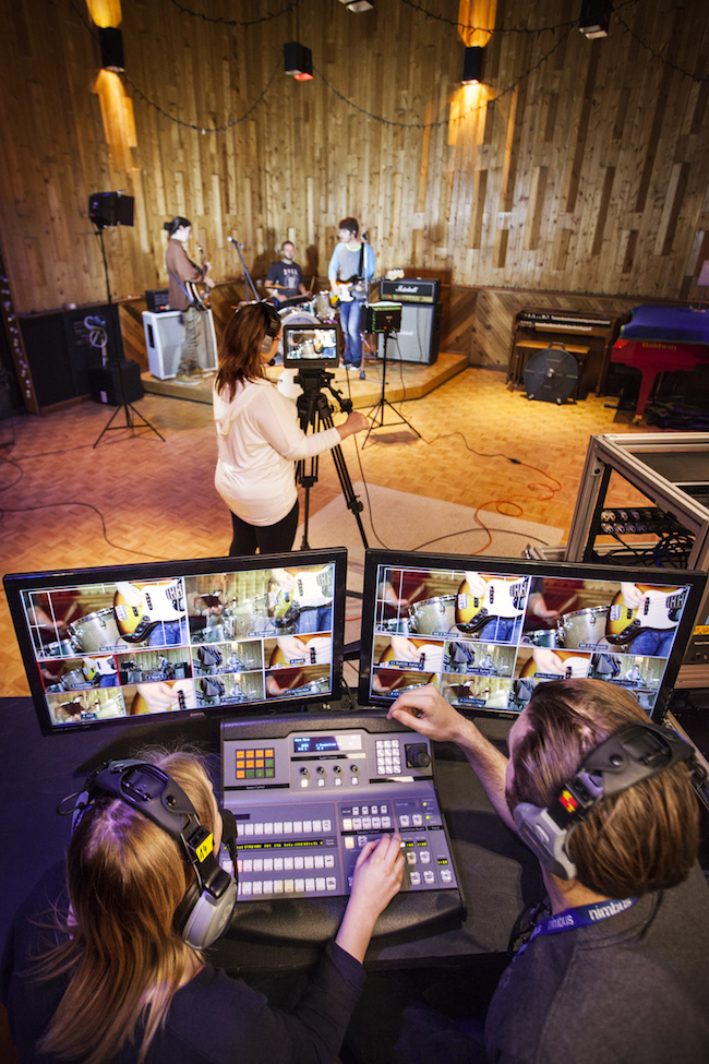 Image: Nimbus School of Recording