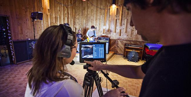 Image: Nimbus School of Recording