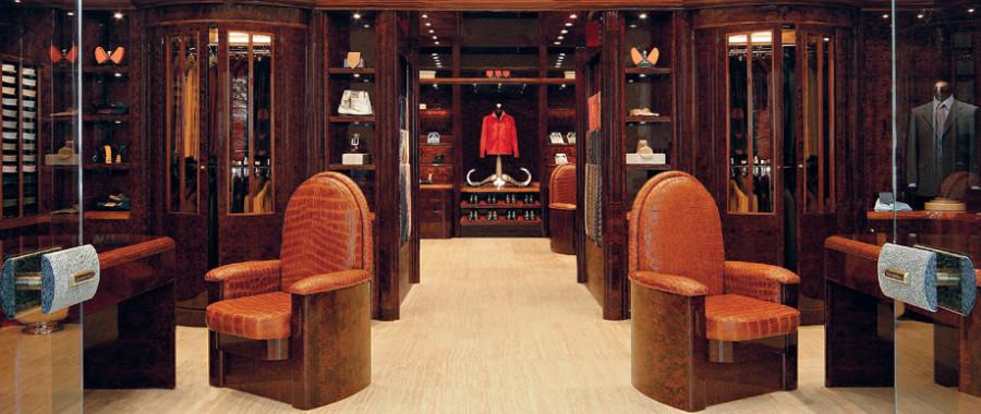 Stefano Ricci, italian luxury brand, Vancouver opening