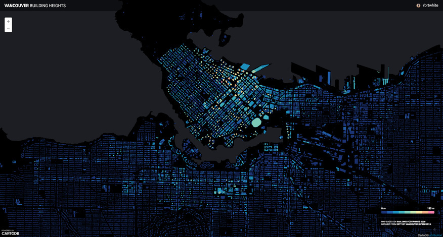 Image: Vancouver Building Heights