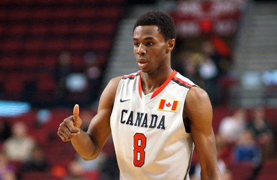 Image: Canada Basketball / Facebook
