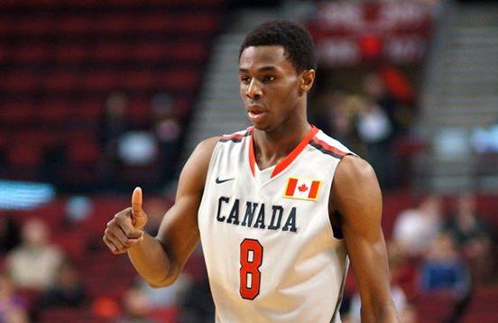 Image: Canada Basketball / Facebook