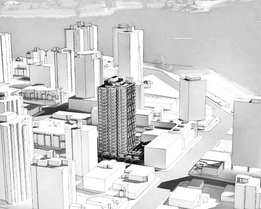 Image: Henriquez Partners Architects / City of Vancouver