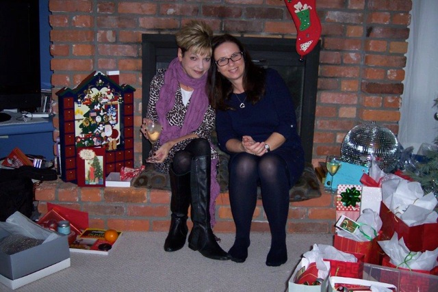 2013 Christmas at Karens 002