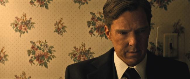 Benedict Cumberbatch as Senator Bulger. Image: Warner Brothers