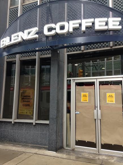 Blenz Calgary location