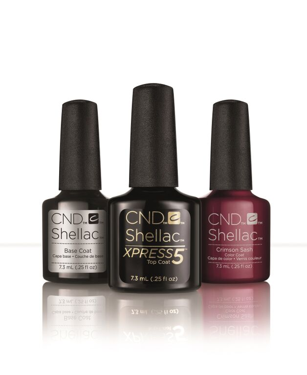 From $25-$50 for a manicure, at Pure Nail Bar and other salons. Image: CND