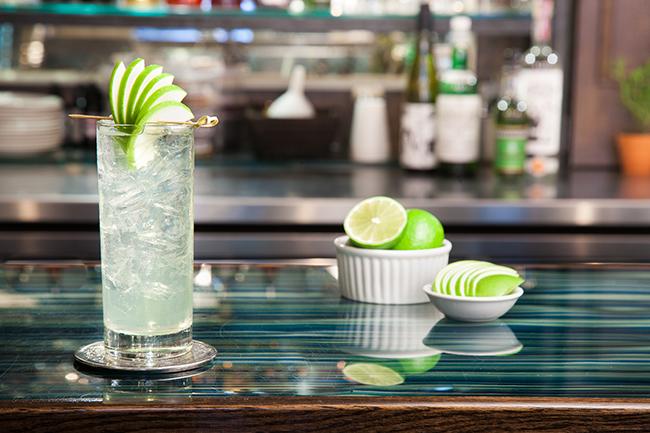 CafeMedina_Cocktails_FezHat_CreditBarryCalhounPhotography
