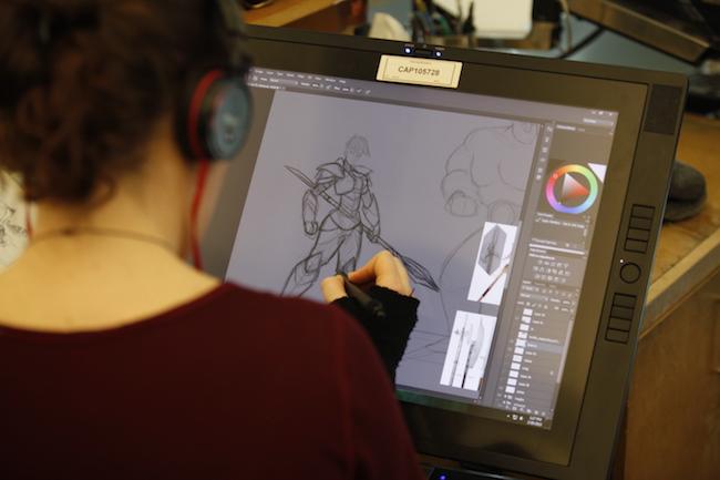 CapU animation image