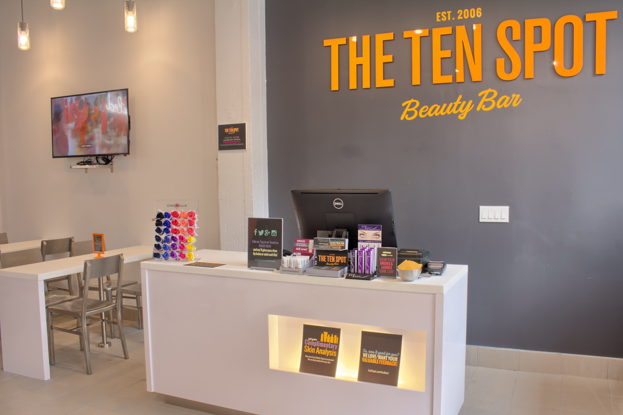 Submitted / The Ten Spot