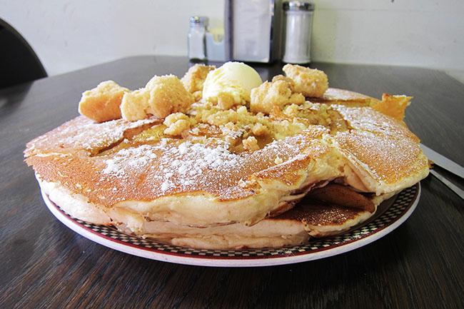 Grandma's Pancakes (Jess Fleming / Vancity Buzz)
