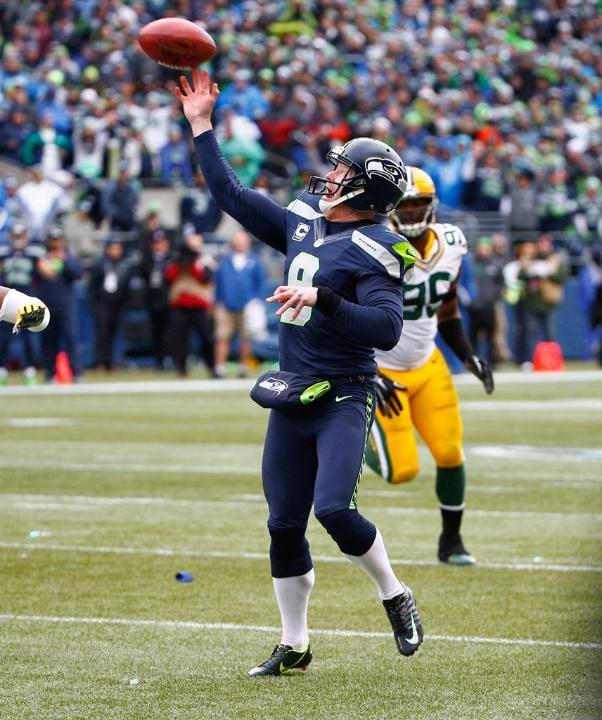 seattle seahawks jon ryan