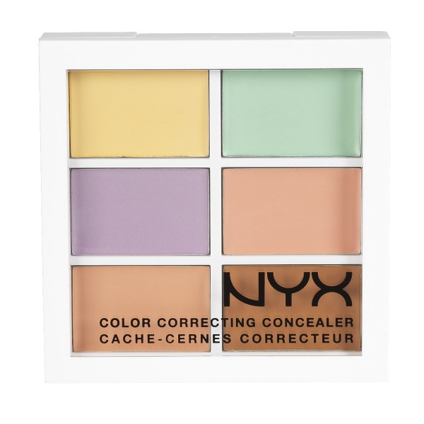 Nyx Color Correcting Palette, $12, at London Drugs