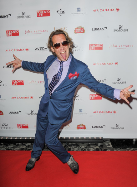 The Flashy Financier: Michael Wekerle - George Pimental Photography