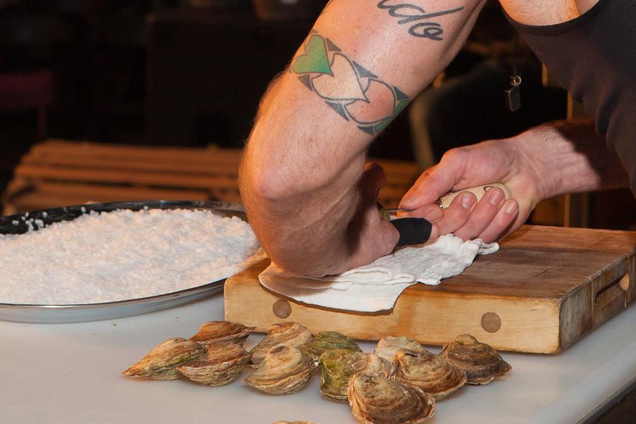 Image: PEI Shellfish Festival