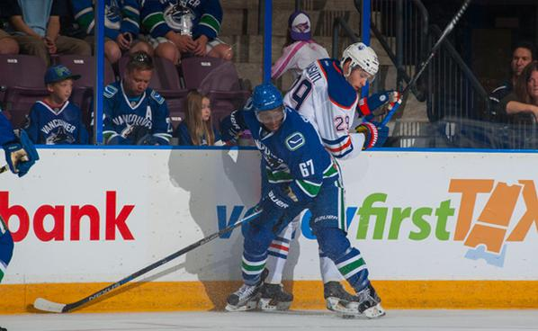 Image: Vancouver Canucks / Twitter