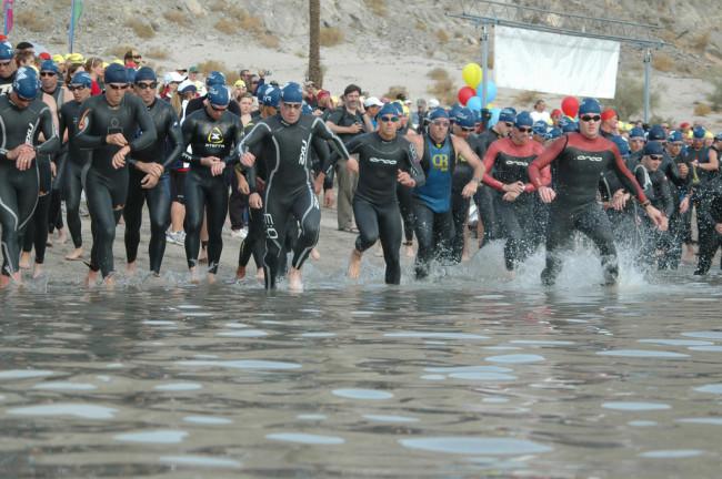 Triathlon (Michael Foley/Flickr)