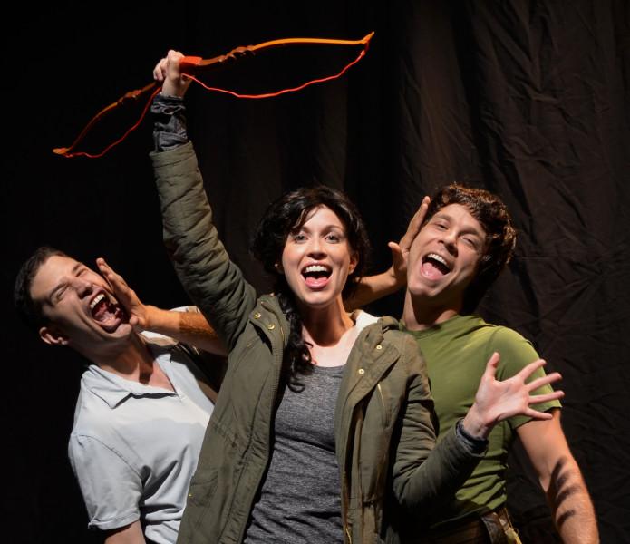 Vancouver Fringe Festival - Hunger Games