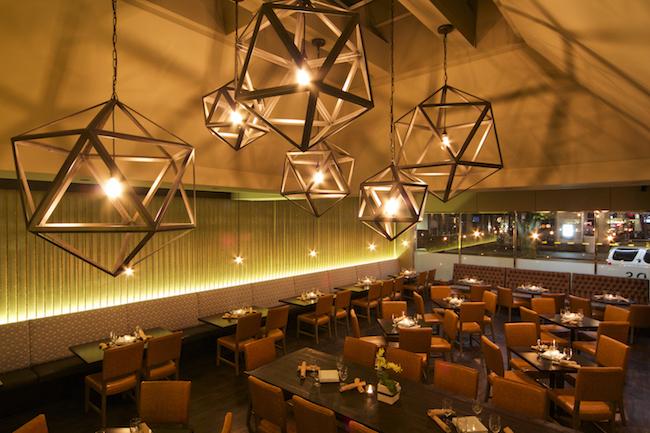 Inside the restaurant (Photo courtesy Village Bistro)