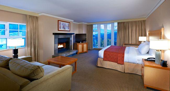 Image: Hilton Whistler Resort & Spa