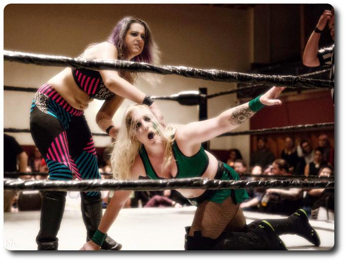Sept 19 ECCW TLC Cat vs Nicole
