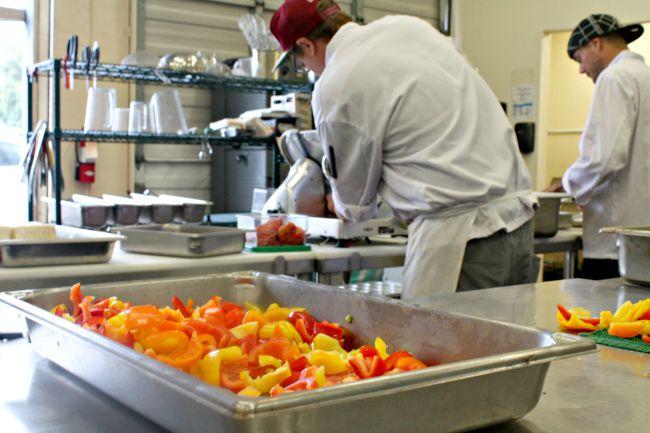 enroot prep kitchen