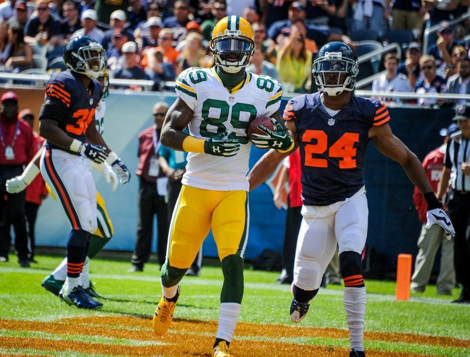 James Jones Packers
