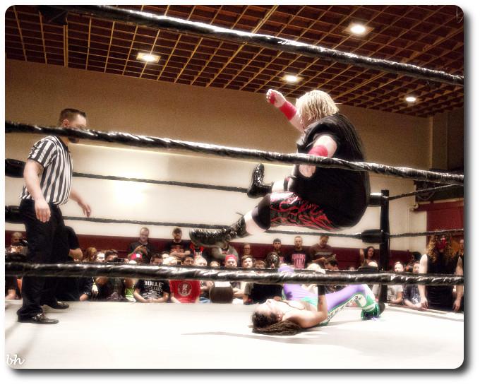 Sept 19 ECCW TLC J Sin vs Bird