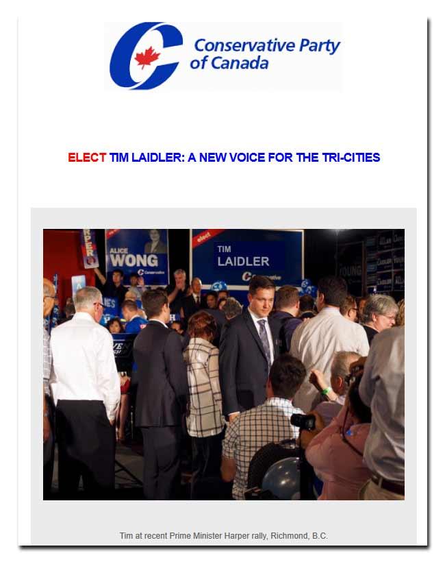 Image: Port Moody-Coquitlam Electoral District Association / Press Progress