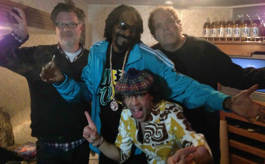 Nardwuar the Human Serviette Facebook