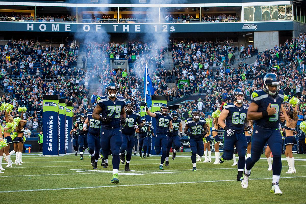 Image: Seattle Seahawks / Facebook