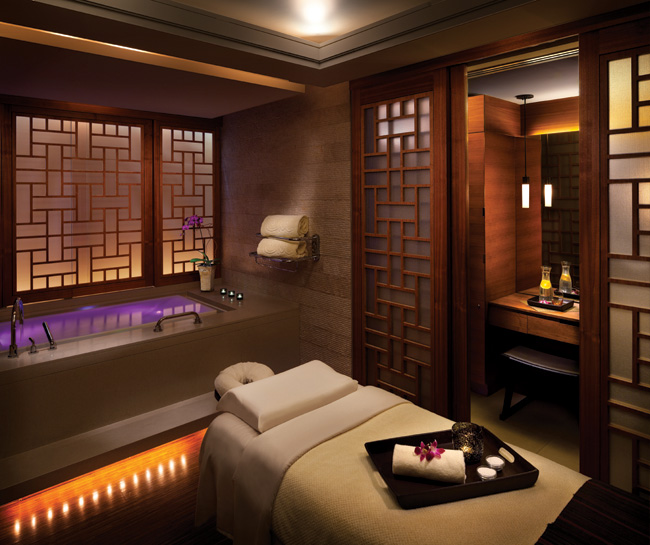 Image: CHI, The Spa at Shangri-La Hotel Vancouver