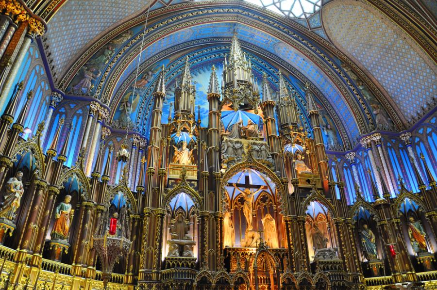 Image: Notre Dame Basilica / Shutterstock
