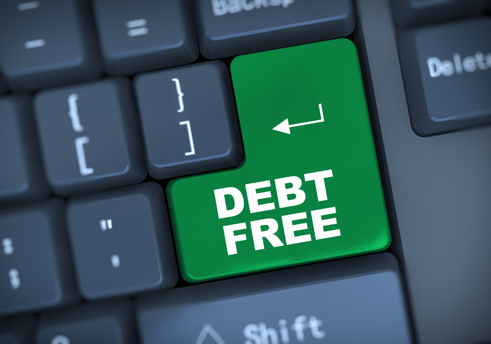 Image: Debt Consolidation/Shutterstock